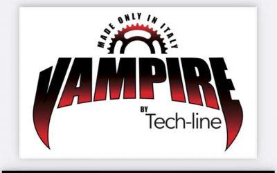 New Vampire sprockets